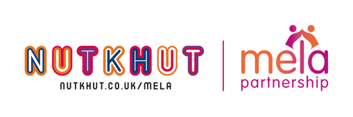 Nutkhut Mela Logo Colour