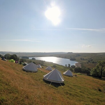 Withnail And I The Campsite With Glamping Tents Medium